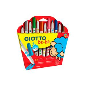 GIOTTO BE-BE SUPER MARCADORES CX. 12